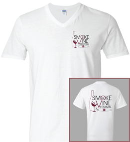 Smoke and Vine T-shirt
