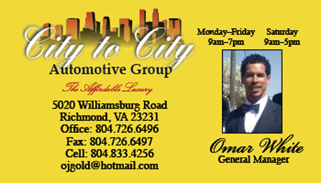 City to City Automotive Group